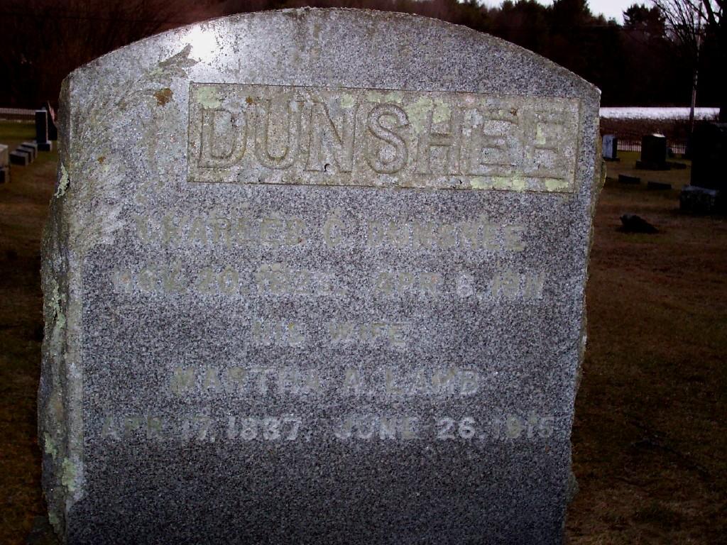 Elizabeth Dunshee