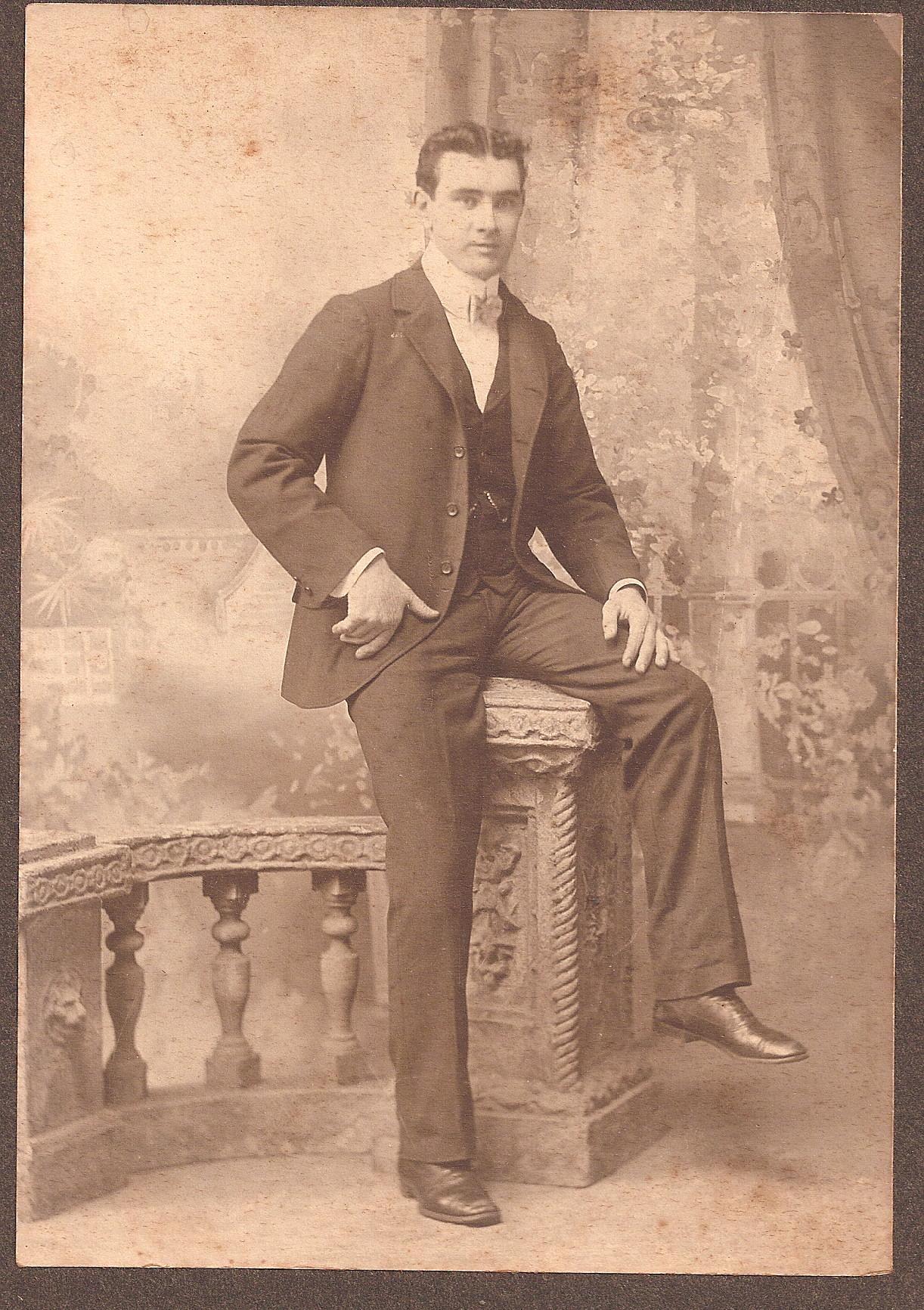Robert Breck Brigham