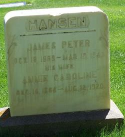 James Peter Hansen