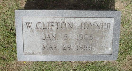 Clifton Joyner