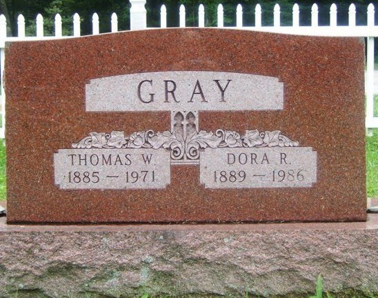 Thomas Warren Gray