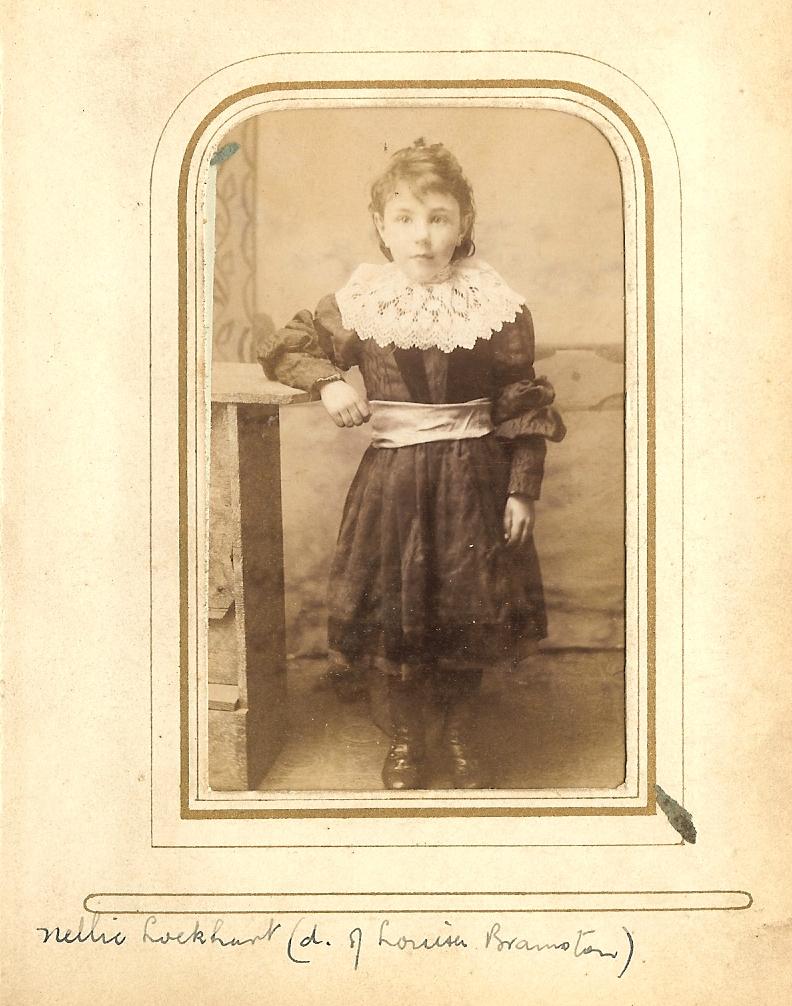 Nellie Lockhart