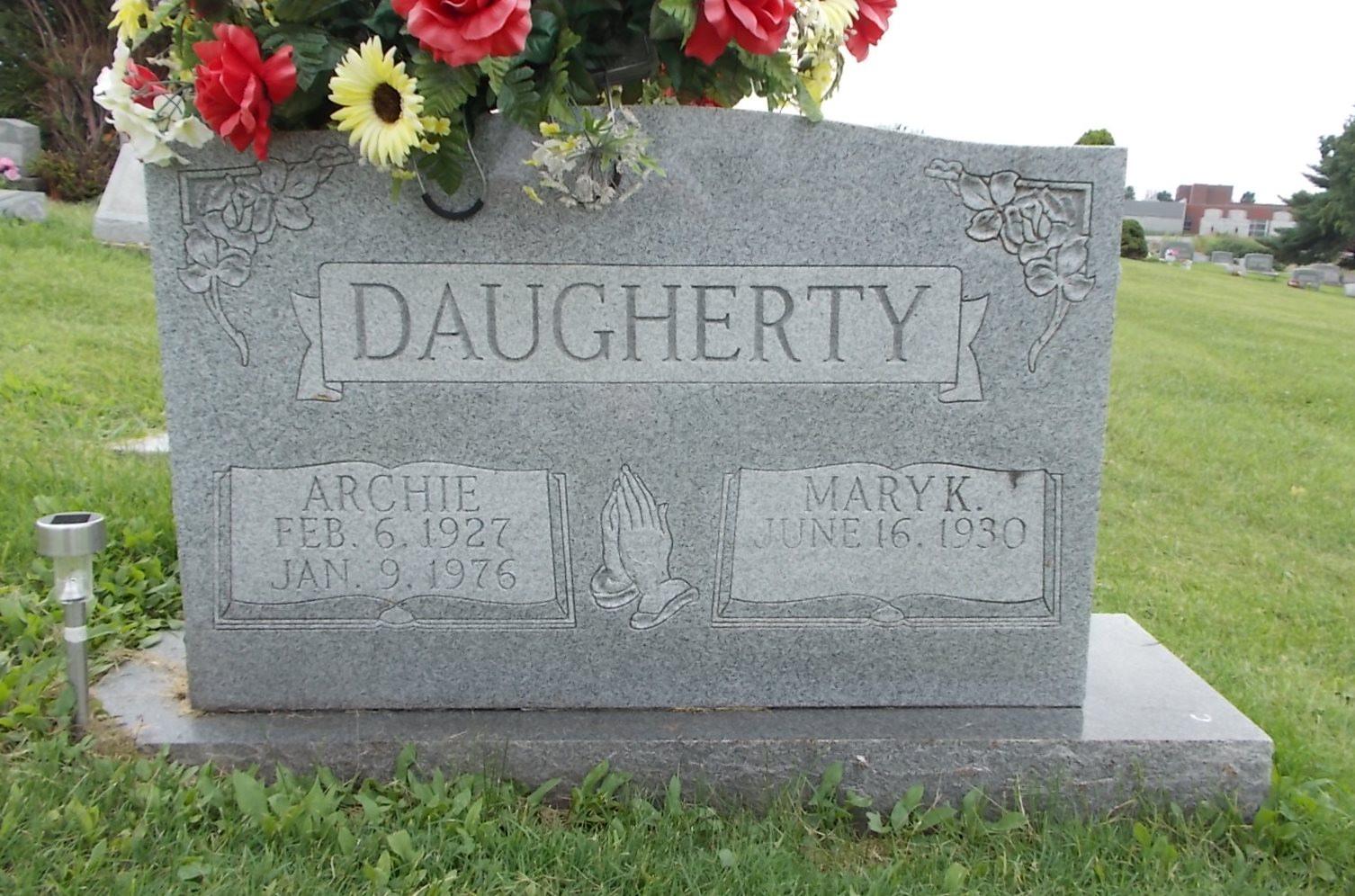 Resolved White Daugherty