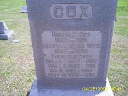 Hiram Clark Cox