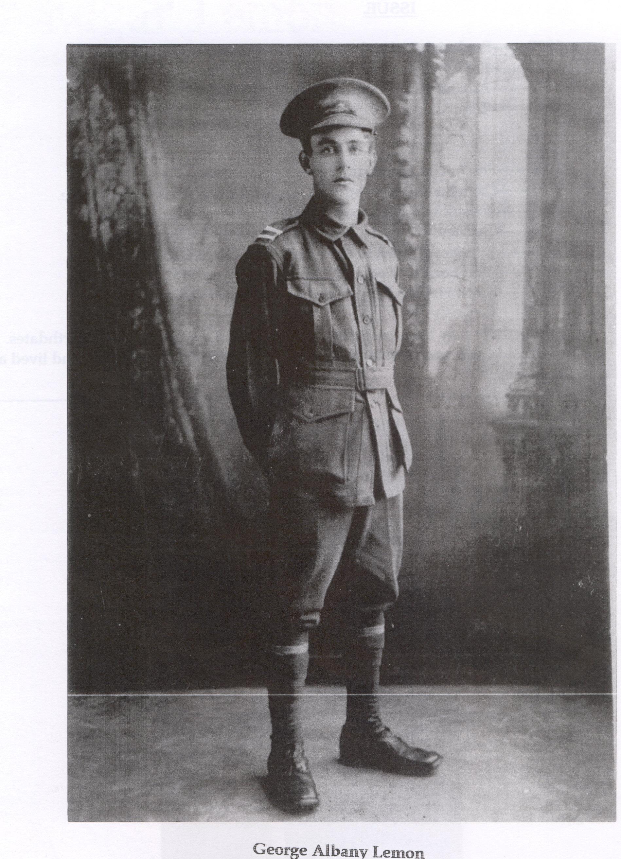 George Oliver Lhaman