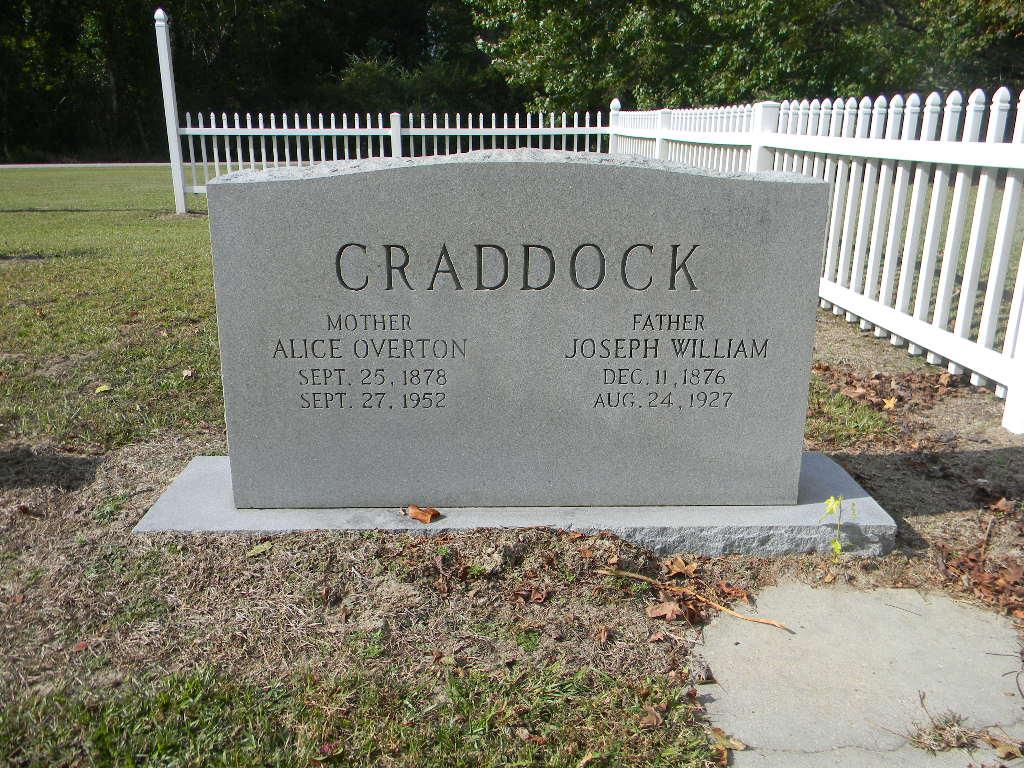 William Mckinley Craddock