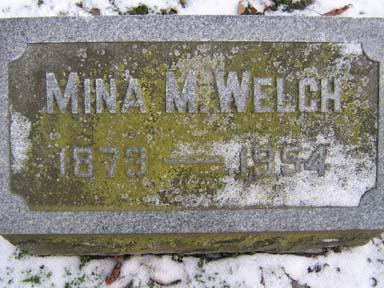 Matilda Welch