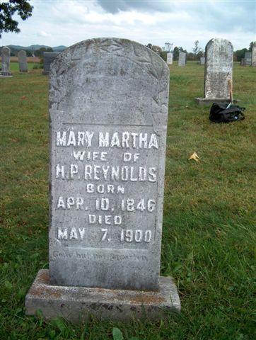 Martha Ann Burton