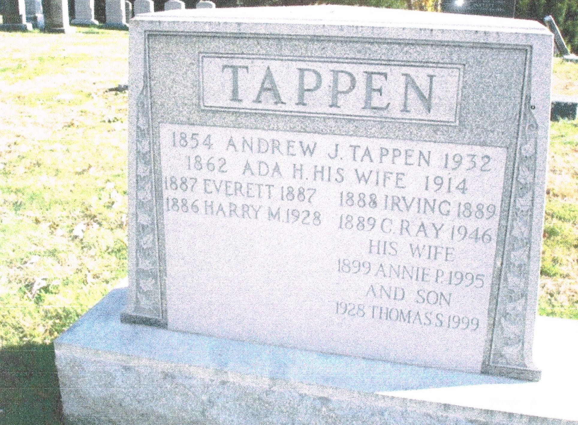 Harry Tappen
