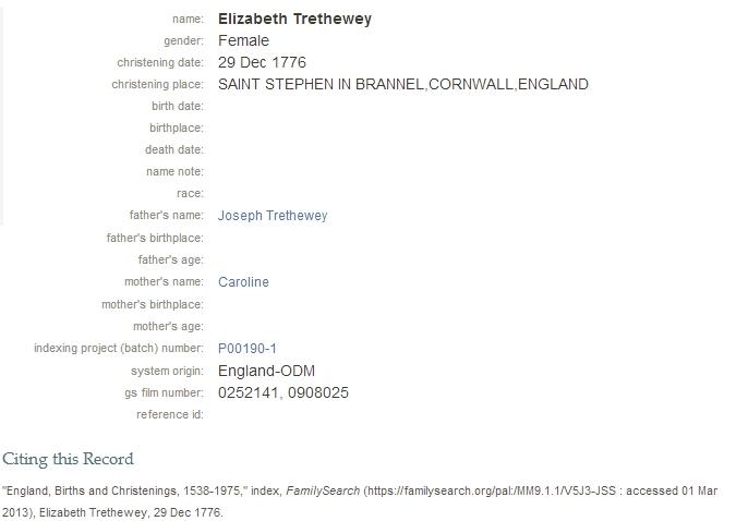 Elizabeth Trett