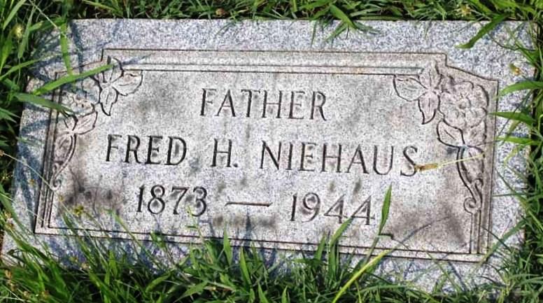 Frederick Fred Niehaus