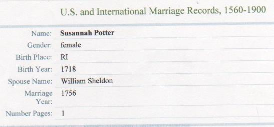 Susanna Potter