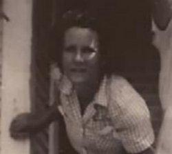 Blanche R White