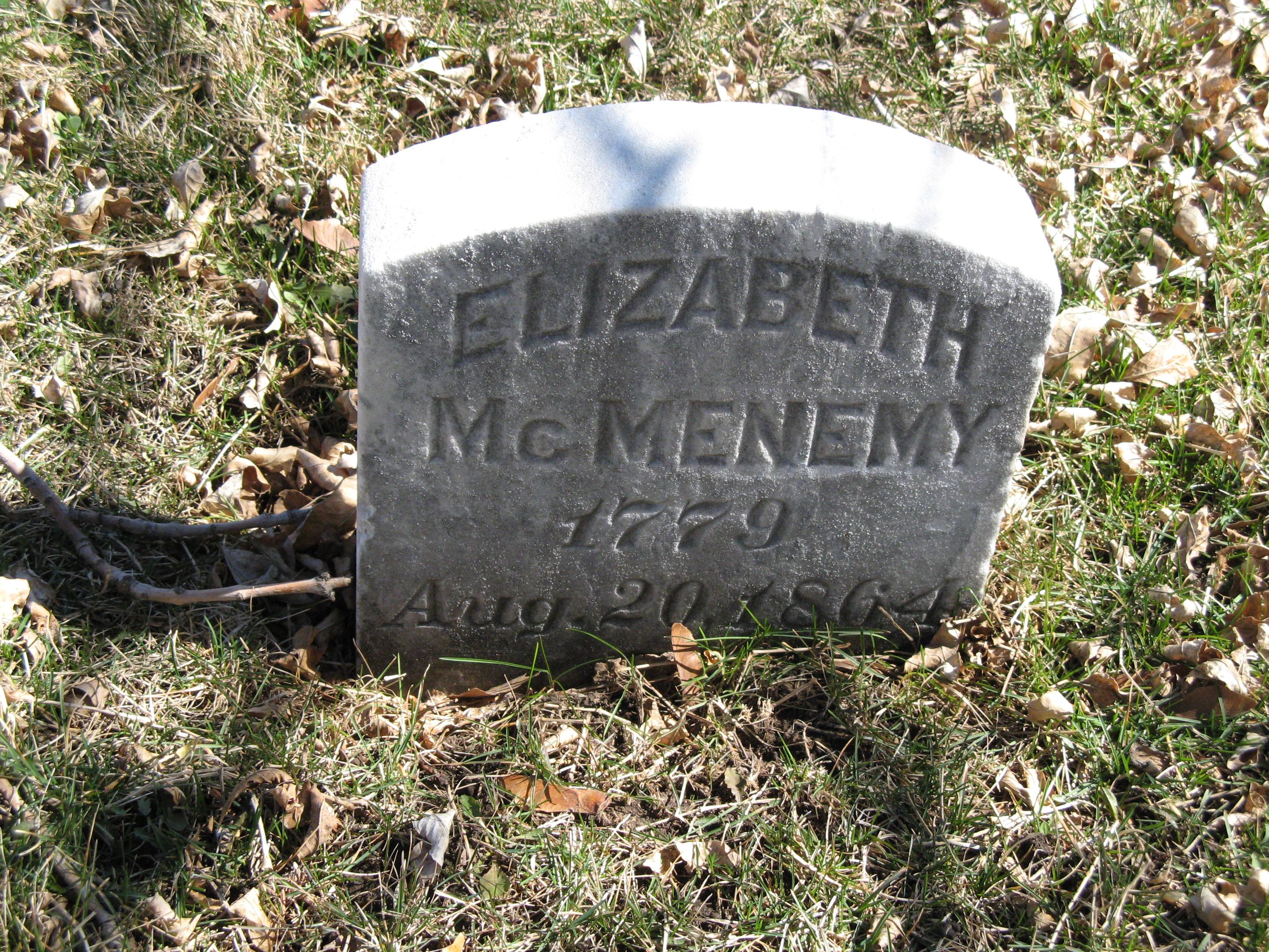 Elizabeth Cathers