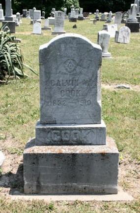 Calvin Cook