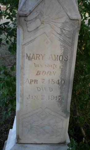 Mary Amos