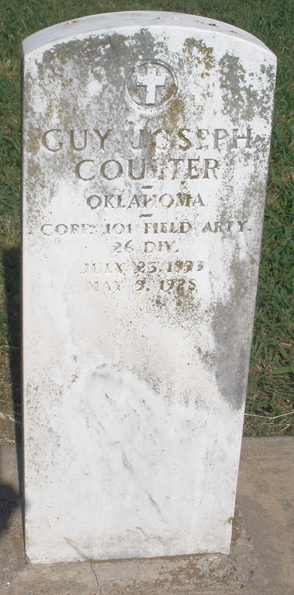 Guy Newton Coulter