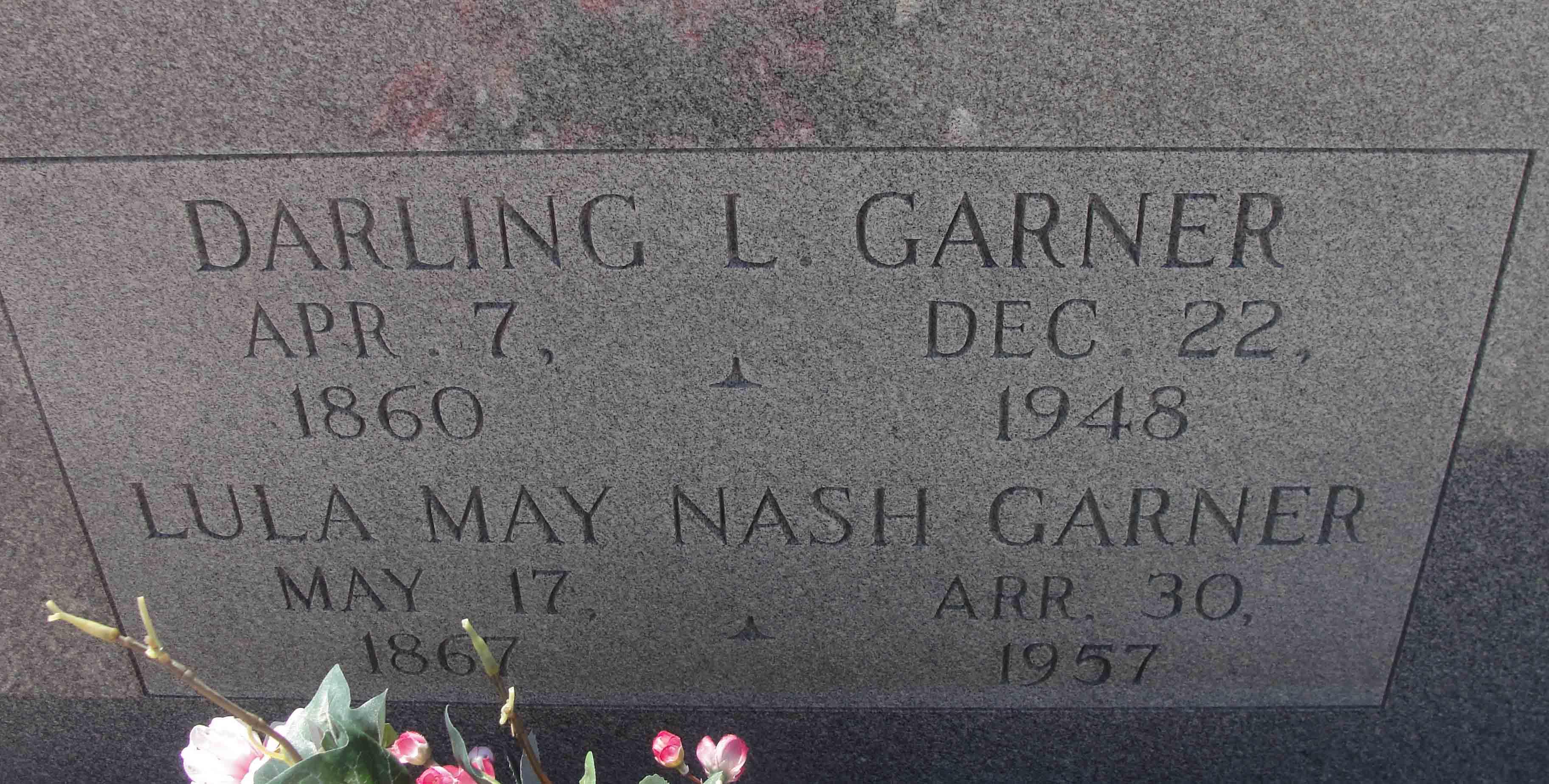 Darling Lanier Garner