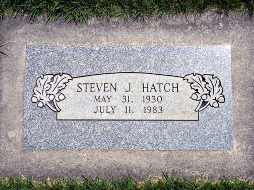 Steven Keith Hatch