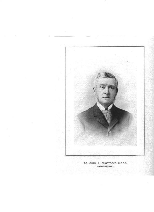 Charles Ferdinand Brigstocke
