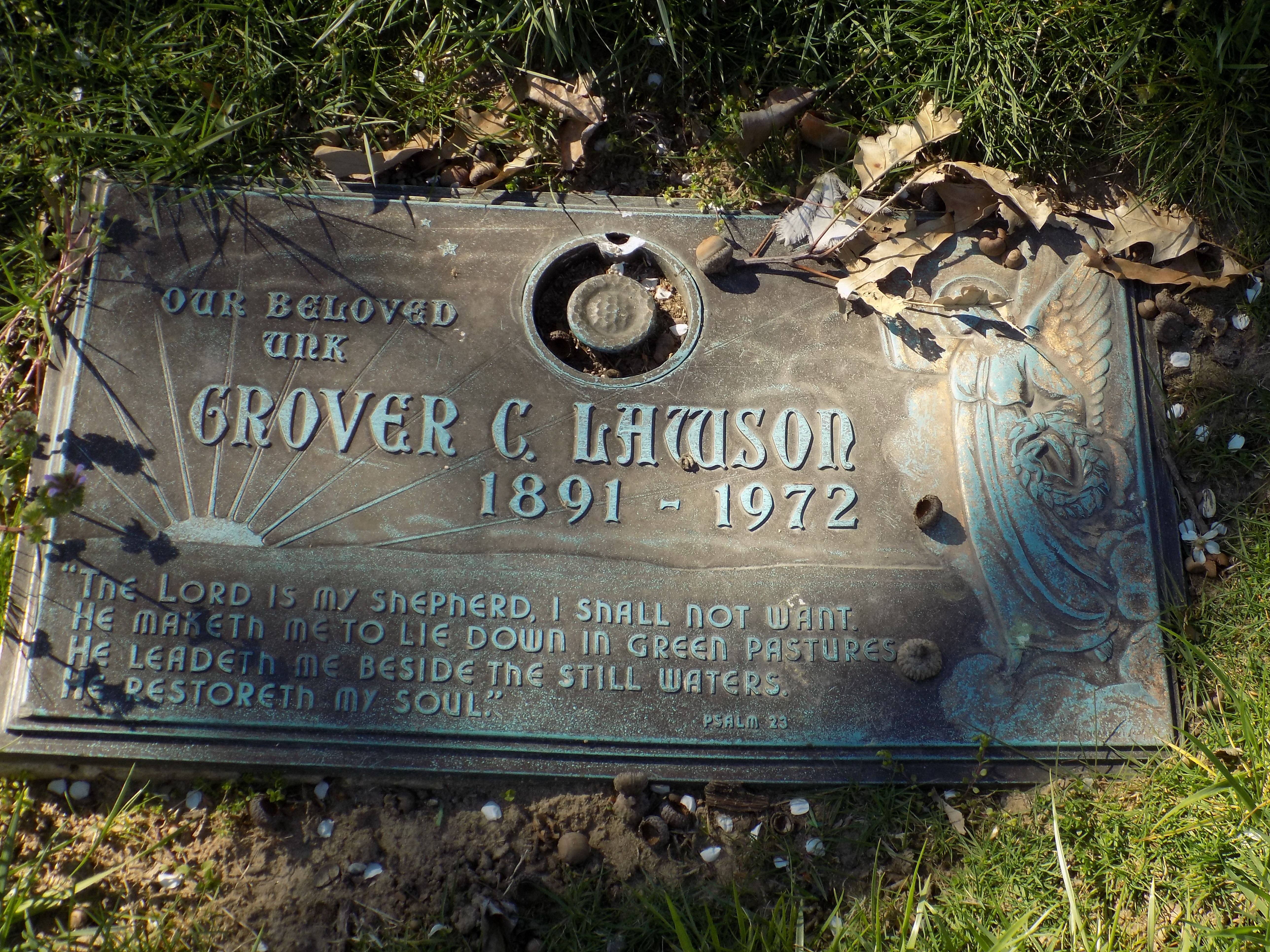 Grover Cleveland Lawson