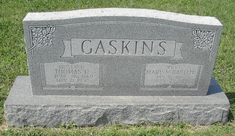 Lucinda Gaskins