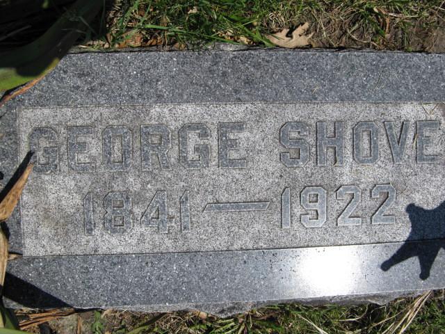 George Shove