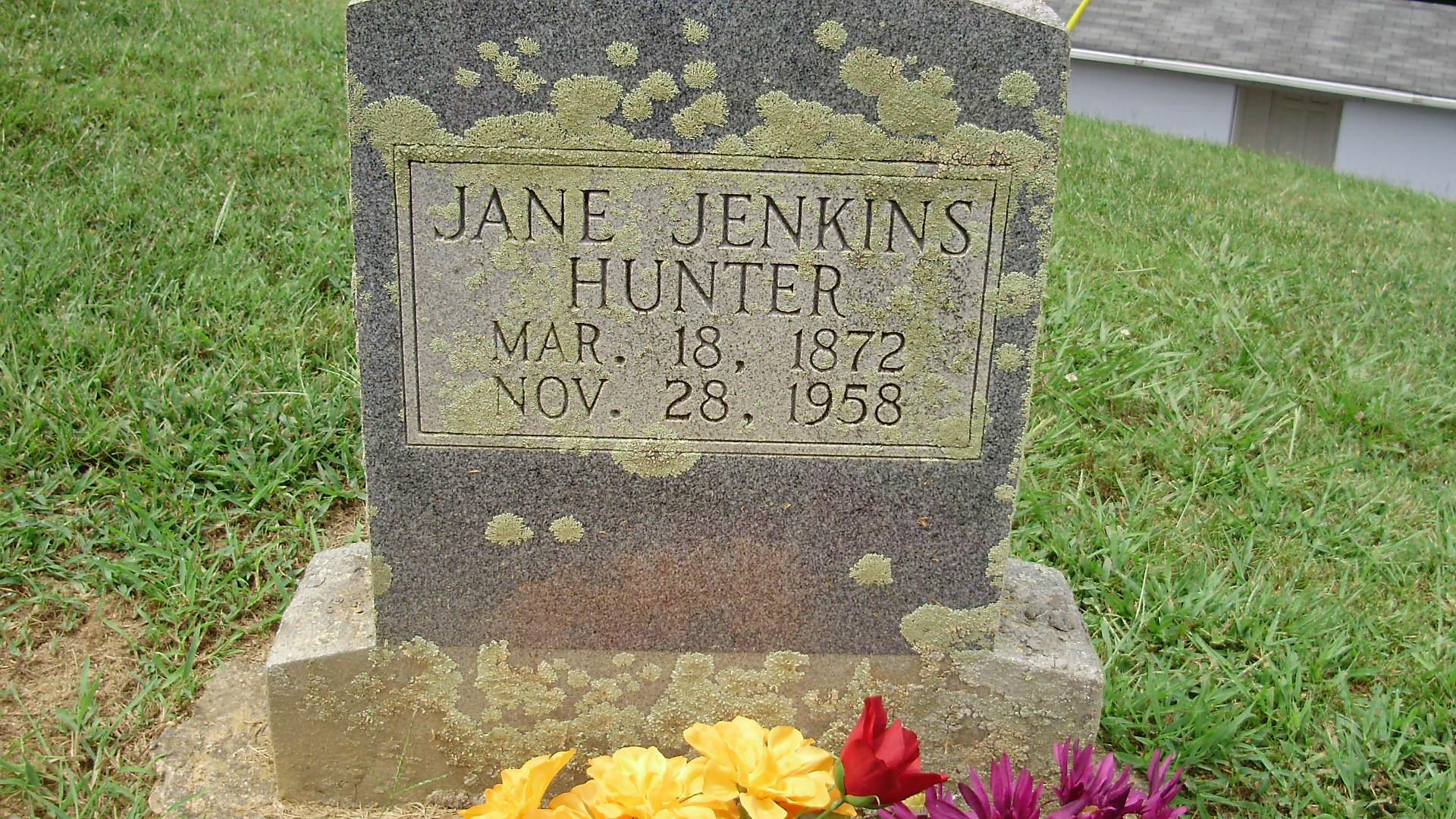 Jane Jenkins
