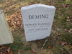 Howard Deming
