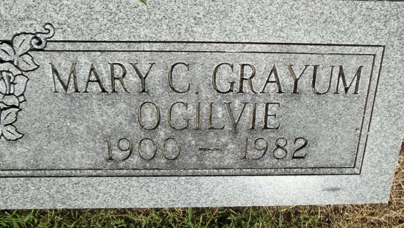 Carmine C Ogilvie