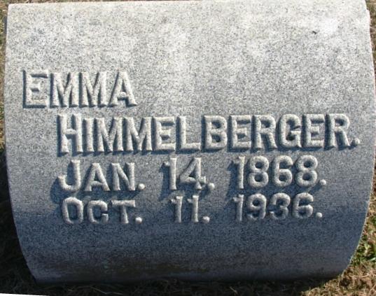 Emma Himmelberger