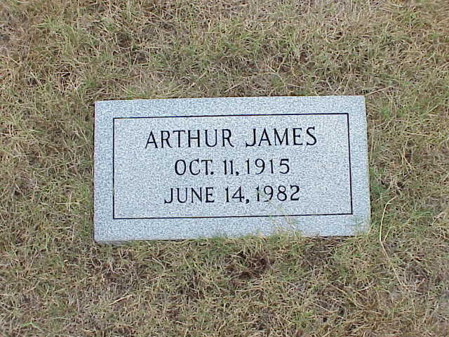 James Arthur Mitchell