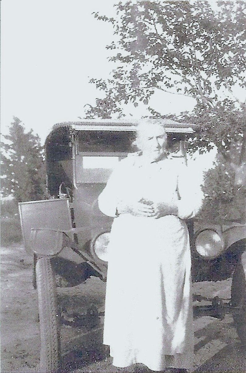 Mary Ann Richmond