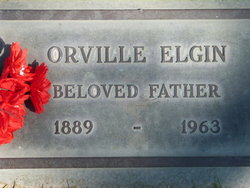 Orville A Elgin