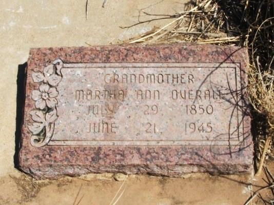 Martha Ann Hill