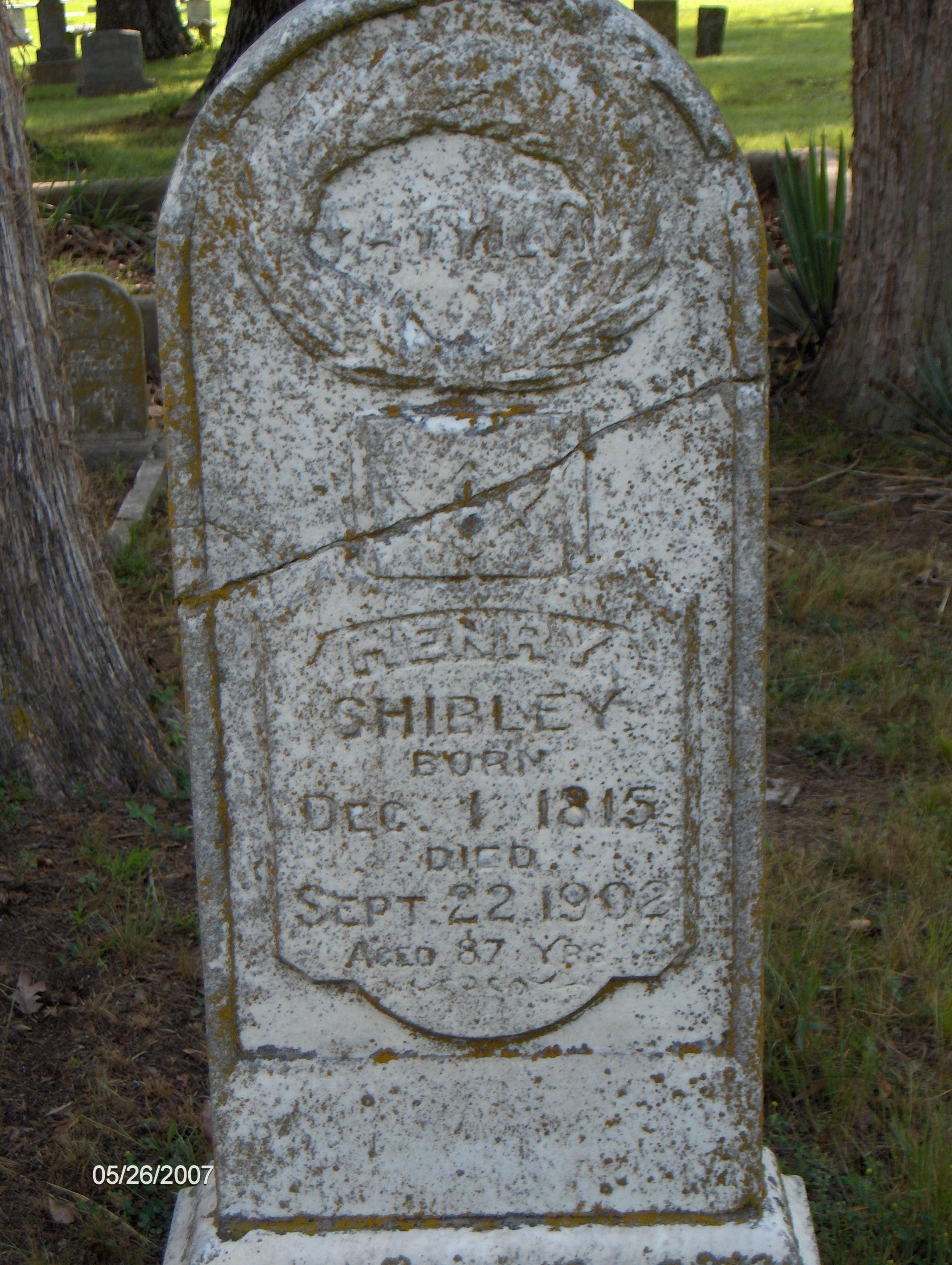 Henry Milton Shibley