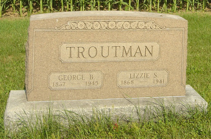 George B Troutman