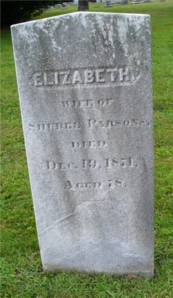 Elizabeth Parsons