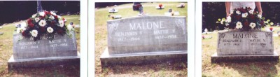 Benjamin Franklin Malone