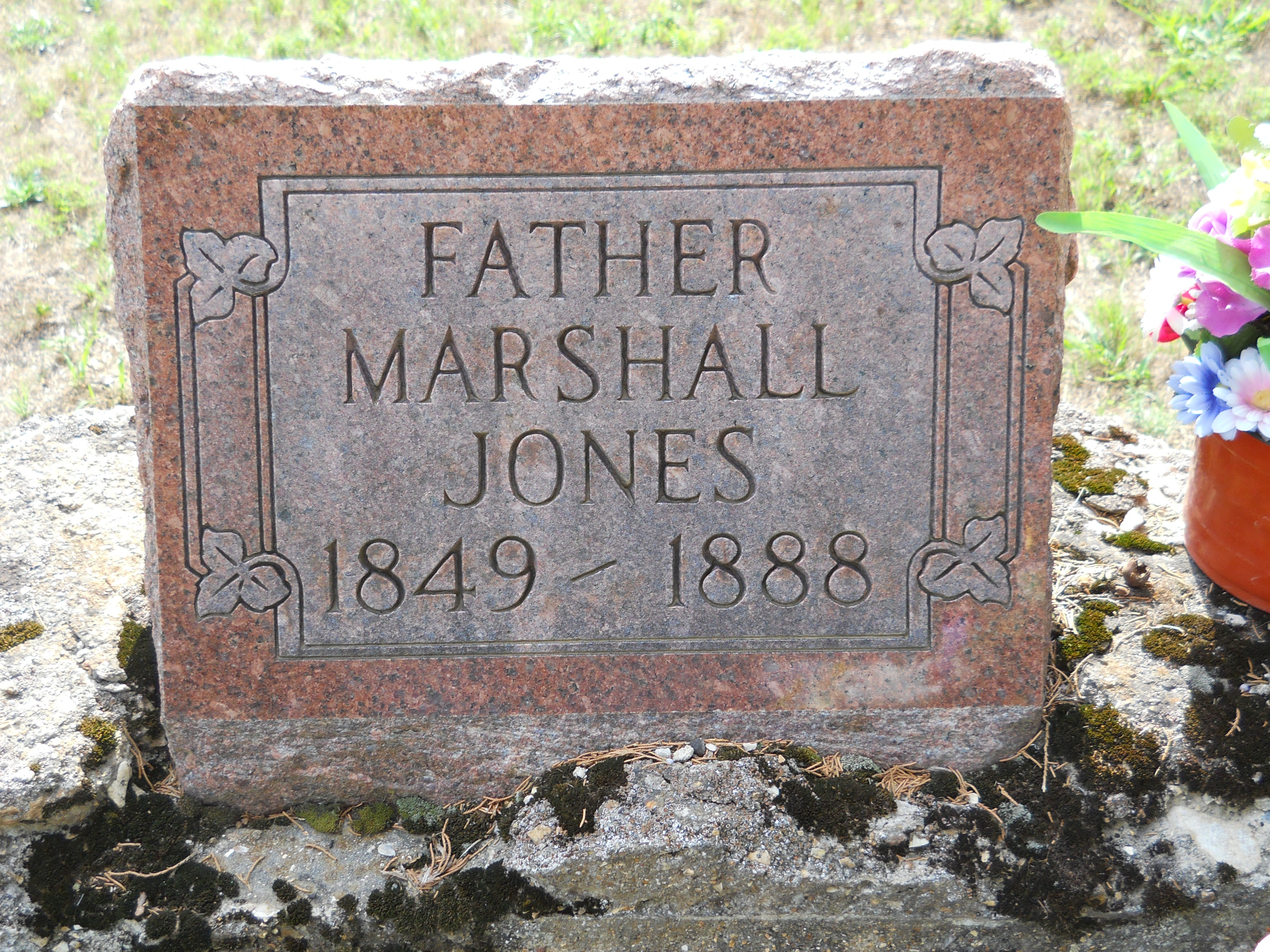 William Marshall Jones