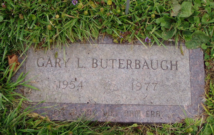 Gary Galen Buterbaugh