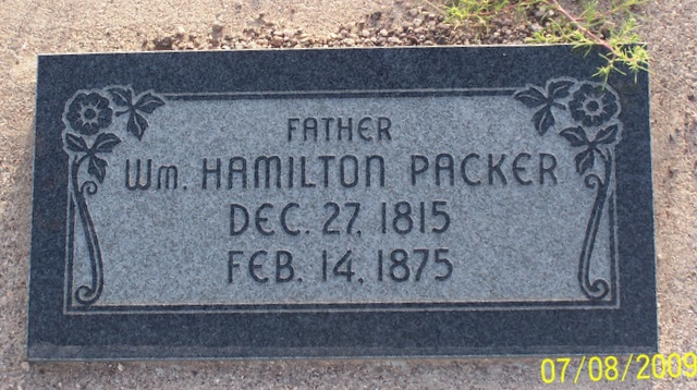William Hamilton Packer