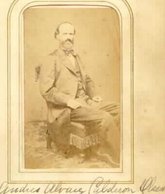 Abel S Olaechea Olaechea