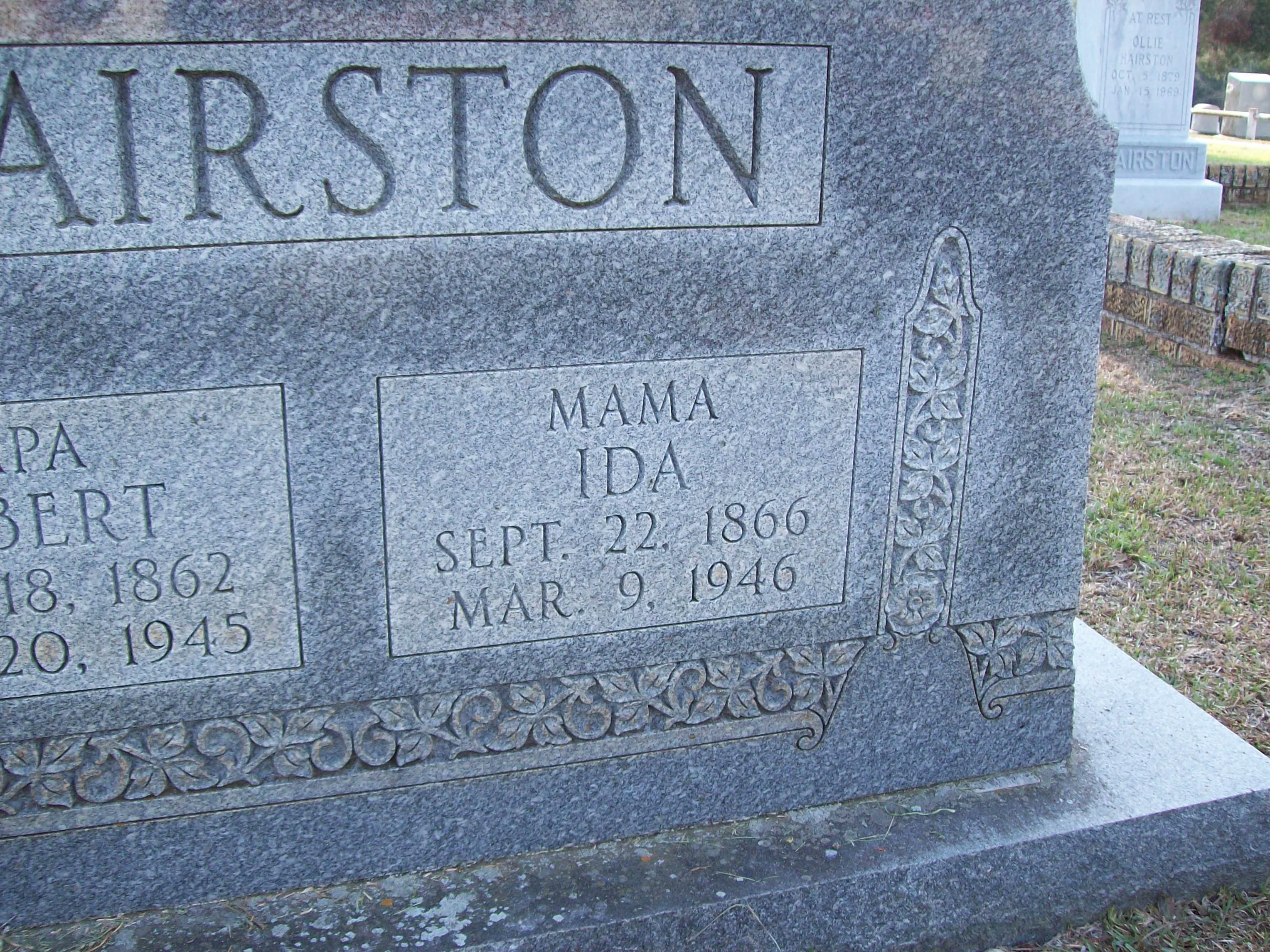 Ida B Mcclendon