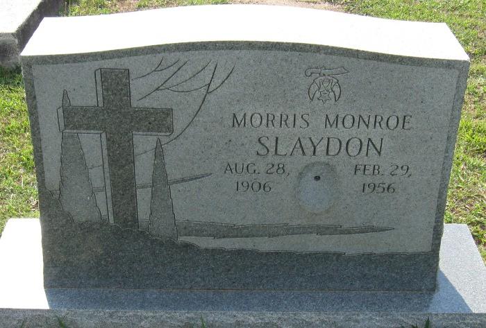 Paul Vernon Slaydon