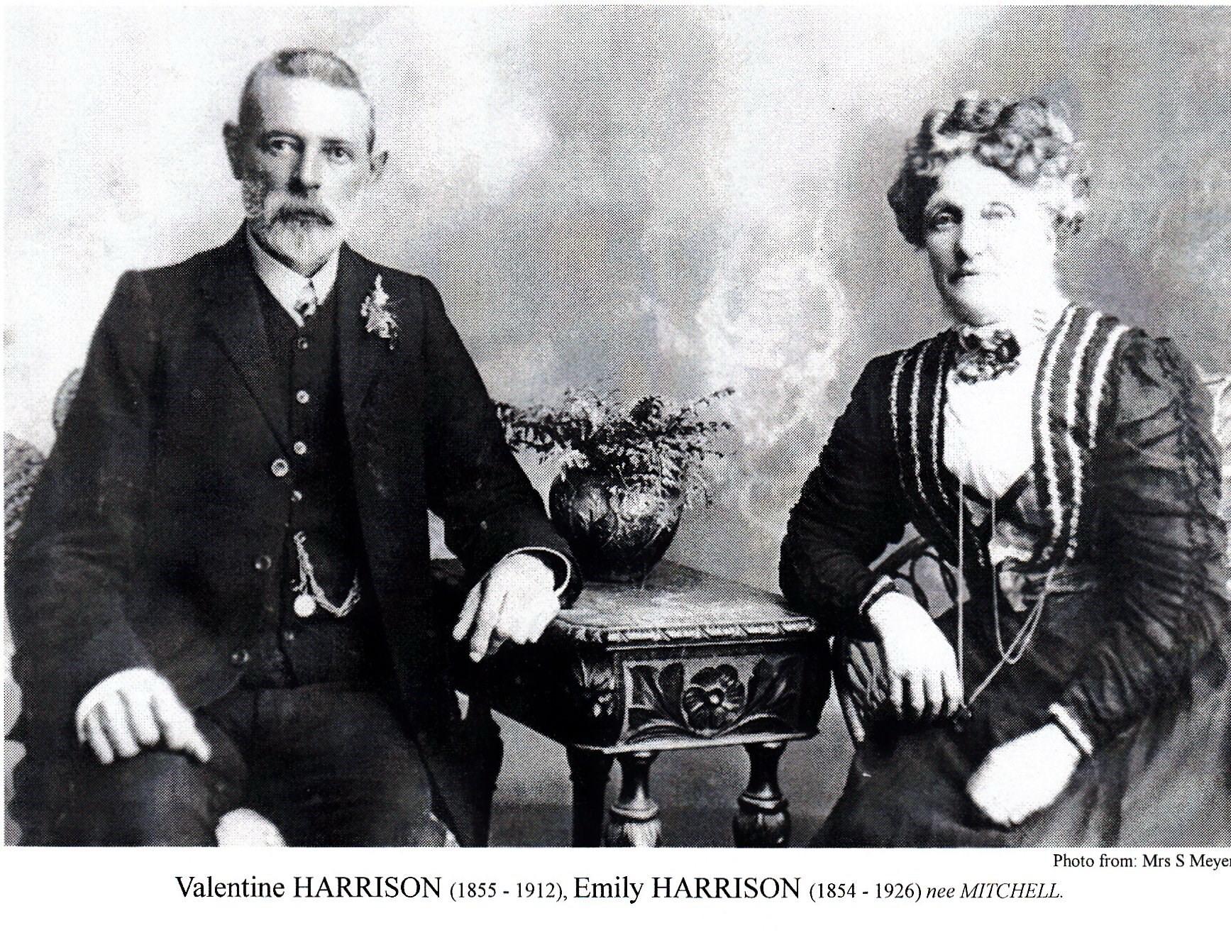 Valentine Harrison