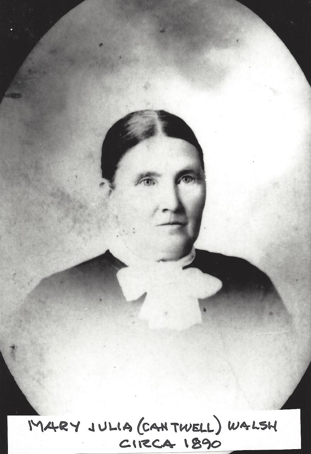 Mary Cantwell
