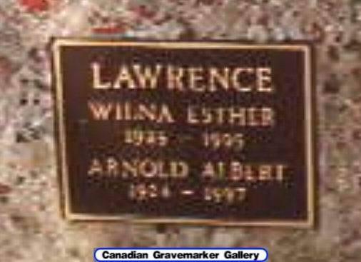 Albert Leroy Lawrence