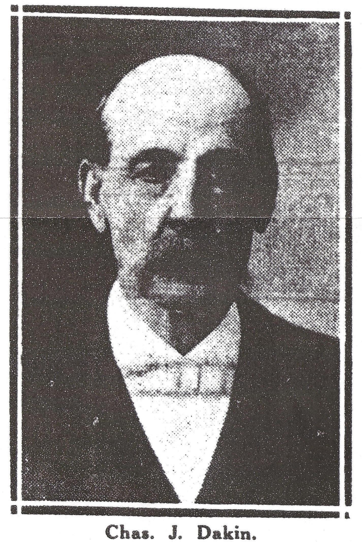 Edward Dakin