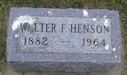 Walter Lee Henson